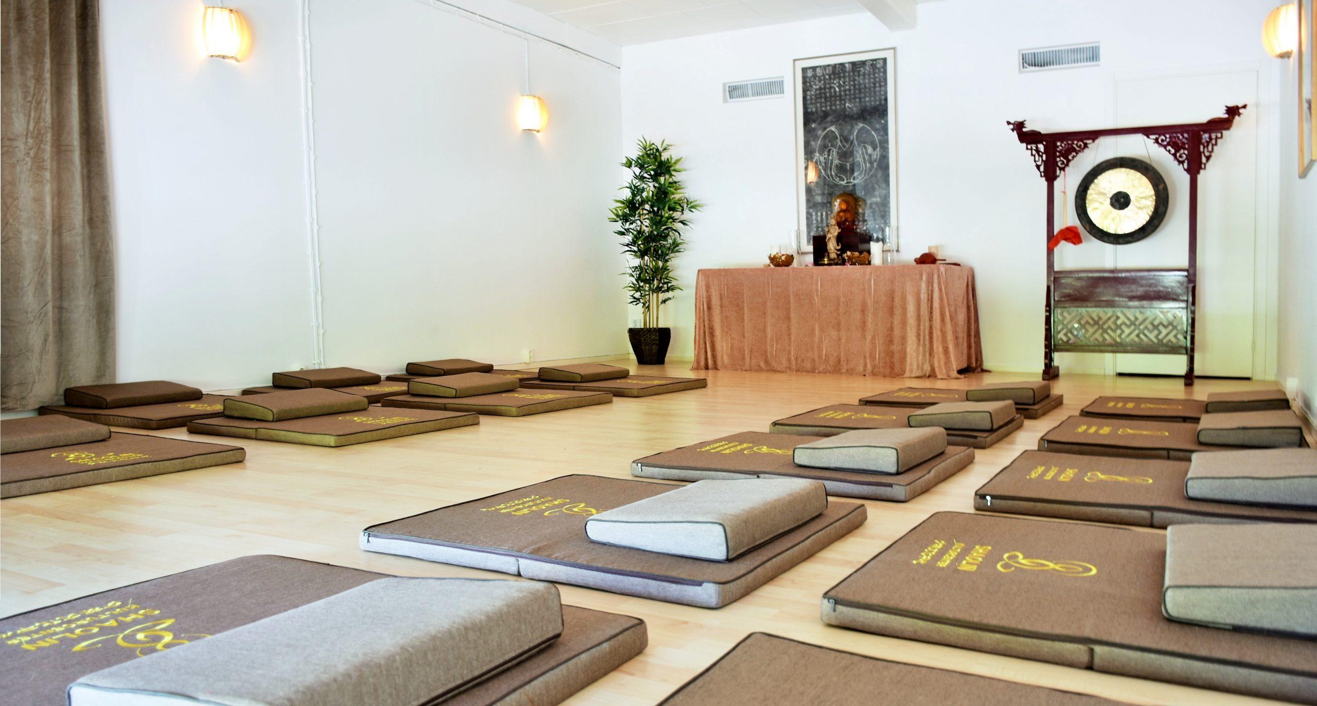Meditaionsrum