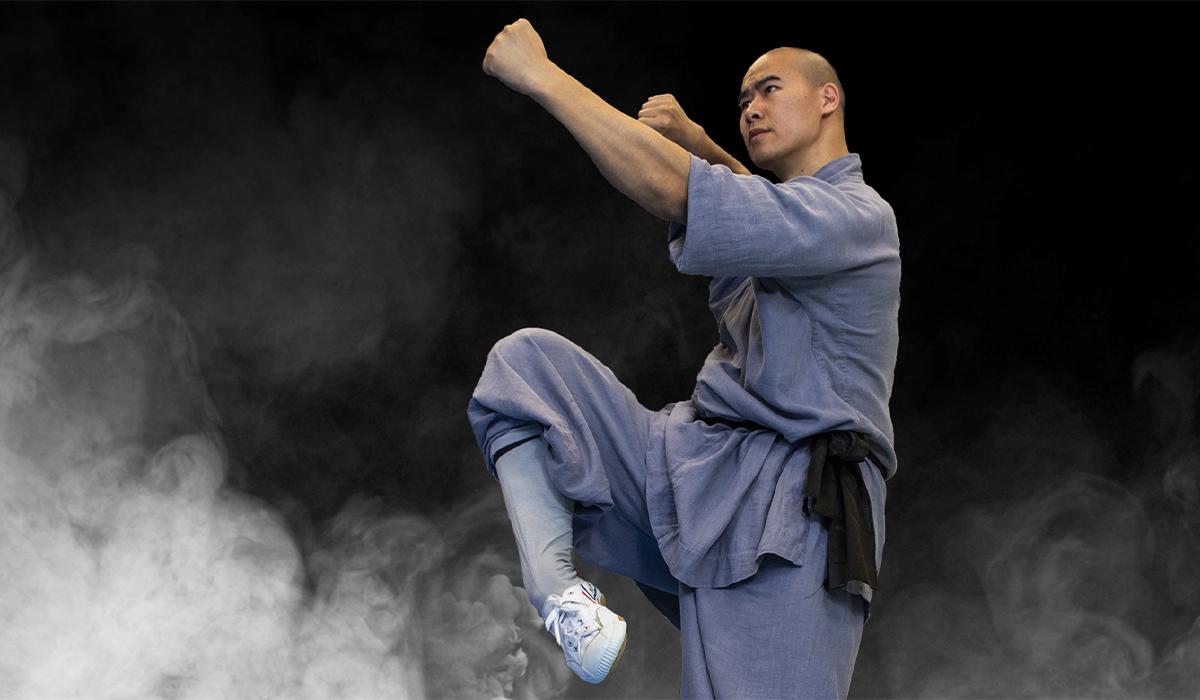 Shaolin självförsvar & Sanshou